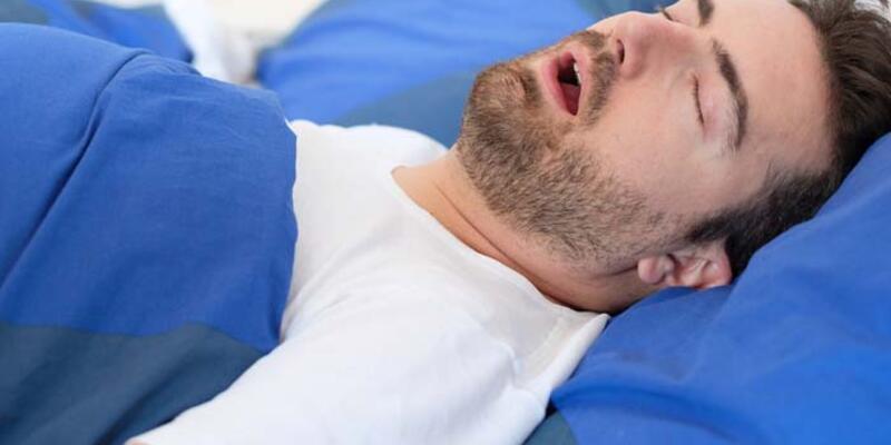 Uyku apnesinde bademcik faktörü