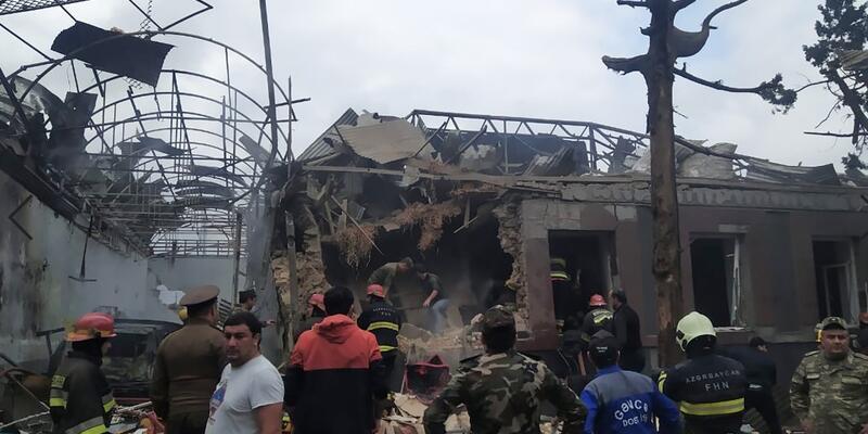 Son dakika... Dışişleri'nden Ermenistan'ın Gence'ye saldırısına sert tepki