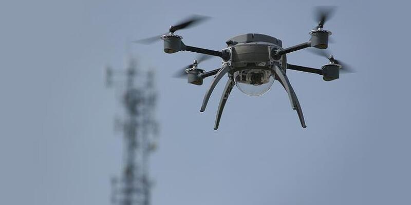 Diyarbakır'da yasak bölgede izinsiz drone uçuran ABD vatandaşı yakalandı
