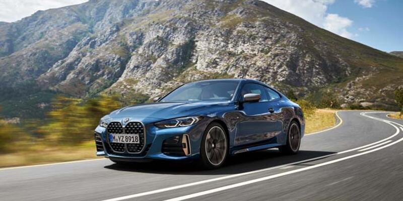 BMW, 4 Serisi Coupe'yi yeniledi