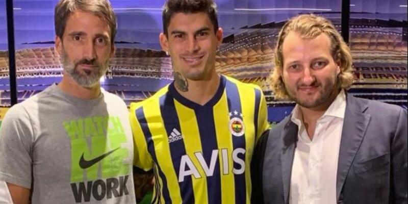 Fenerbahçe Diego Perotti'yi duyurdu