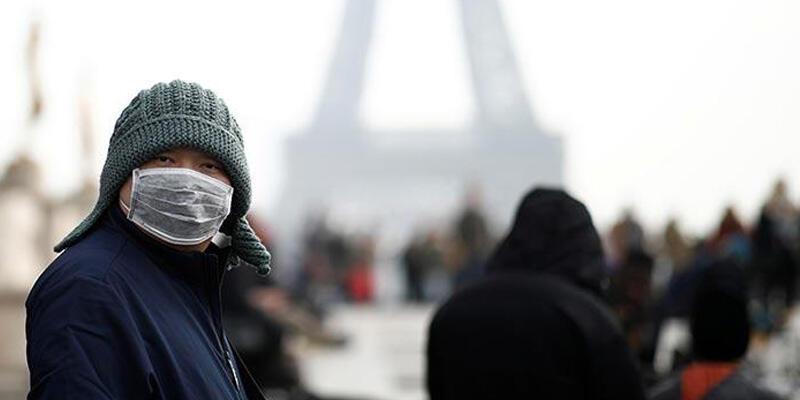 Fransa'da son 24 saatte 5 bin 84 yeni koronavirüs vakası