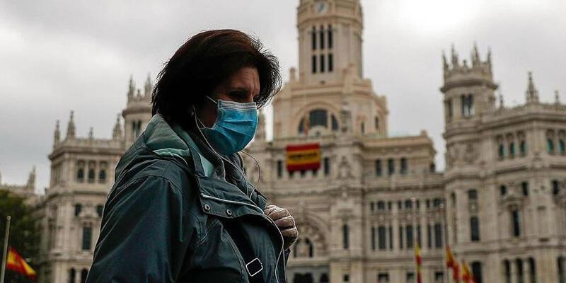 İspanya'da son 24 saatte 2 bin 89 yeni koronavirüs vakası