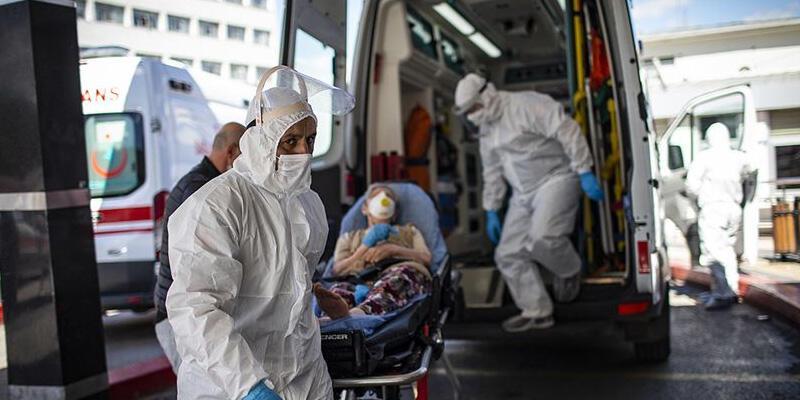 Son dakika... Türkiye'nin koronavirüsle mücadelesinde son 24 saatte yaşananlar