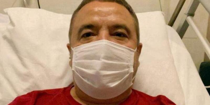 Son dakika.. Başkan Böcek'in sağlık durumu ciddiyetini koruyor