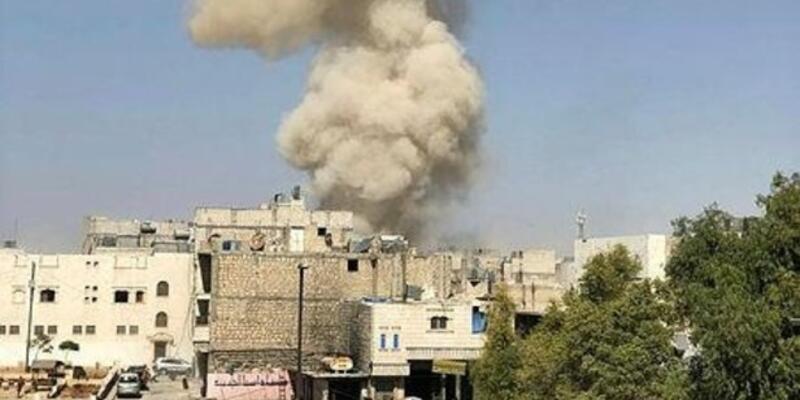 Son dakika... Suriye'nin kuzeyindeki Bab ilçesinde bombalı terör saldırısı