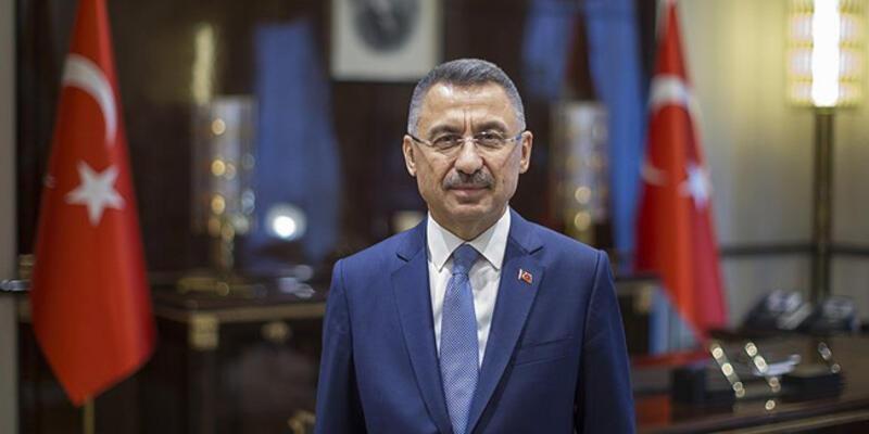 """Cumhurbaşkanı Yardımcısı Oktay'dan """"Maraş"""" mesajı"""