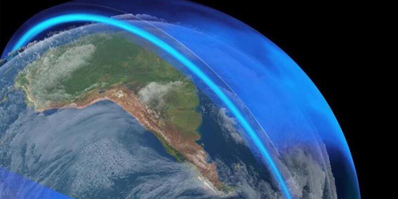 Endişelendiren açıklama: Ozon deliği maksimum büyüklüğe ulaştı