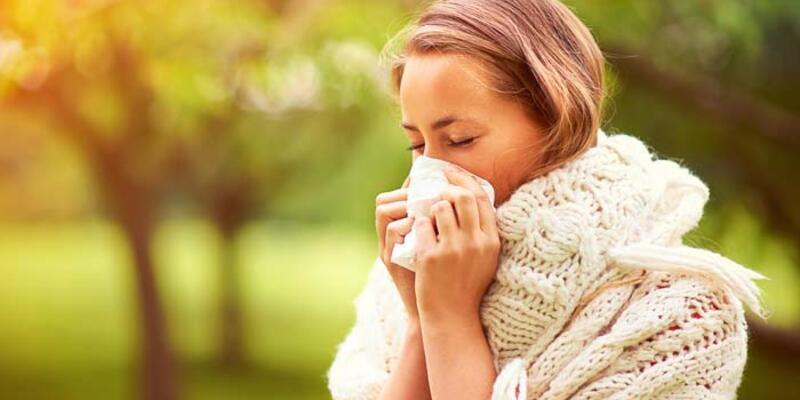 Soğuk algınlığında nefes darlığı olur mu?
