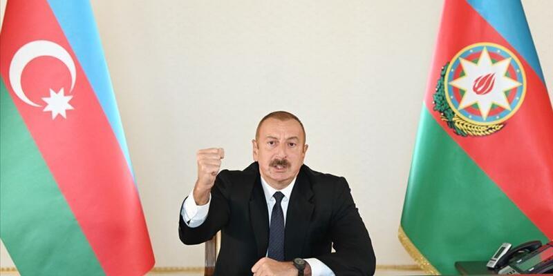 Son dakika... Azerbaycan Cumhurbaşkanı Aliyev'den flaş 'barış görüşmeleri' açıklaması