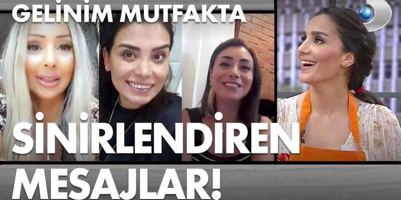 Zeynep'in arkadaşlarının mesajları diğerlerini sinirlendirdi!