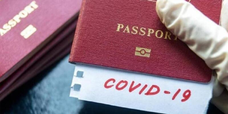 Bir ilk! Covid pasaport dönemi