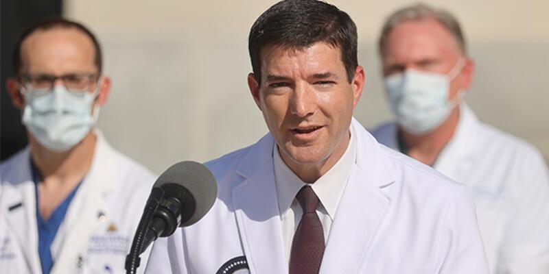 Trump'ın sağlık durumuyla ilgili doktorundan açıklama