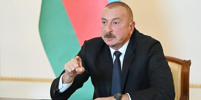 Son dakika... Aliyev'le görüşmenin perde arkası
