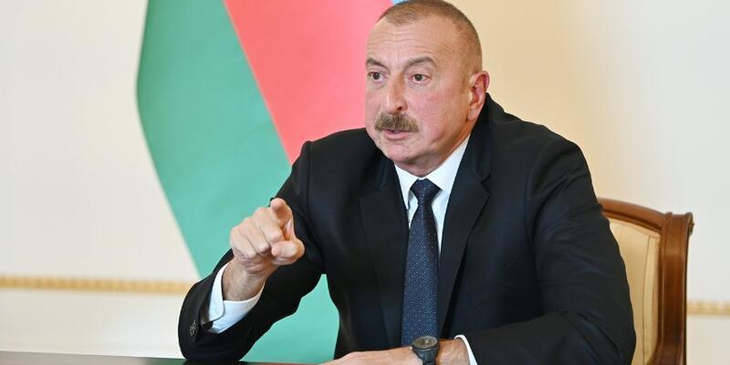 Son dakika... Azerbaycan Cumhurbaşkanı Aliyev'den önemli açıklamalar