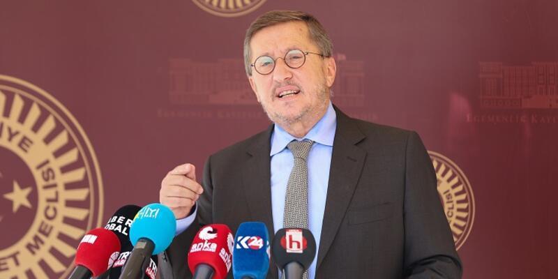 Son dakika... İYİ Partili Türkkan: Arkadaşlarımızın tepkilerini demokratik buluyorum