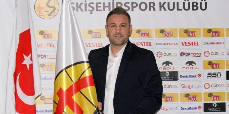Eskişehirspor İlhan Var'ı açıkladı