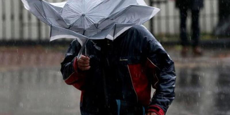 9 Ekim hava durumu: Meteorolojiden kuvvetli rüzgar ve yağış uyarısı