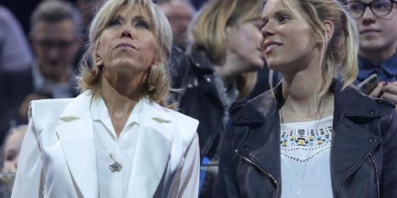 Fransa'da Macron'un üvey kızı kriz yarattı