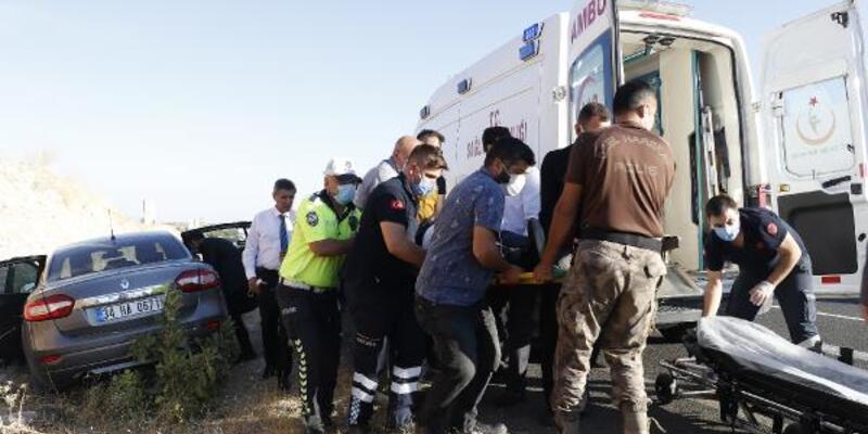 Bakan Karaismailoğlu'nun konvoyunda kaza: 2 yaralı