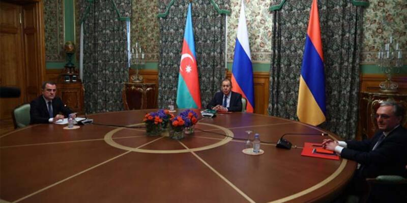 Son dakika haberi... Azerbaycan ve Ermenistan arasında ateşkes!