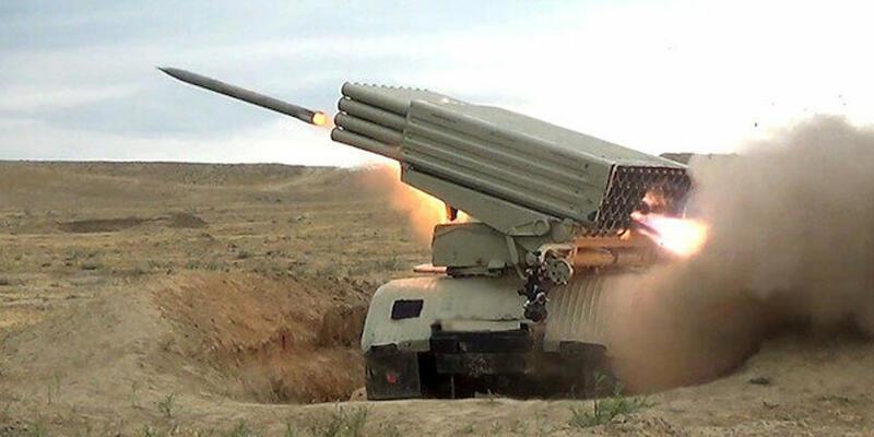 Ermenistan güçleri Hadrut'taki yerleşim yerlerine saldırıyor