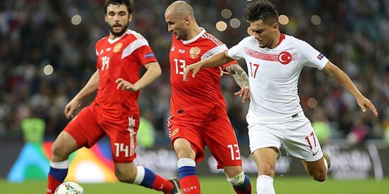 Rusya-Türkiye maçı öncesi koronavirüs şoku