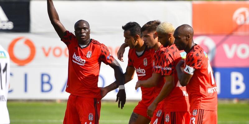 Beşiktaş 5-2 Karagümrük MAÇ ÖZETİ