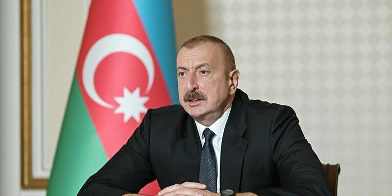 Son dakika... Azerbaycan Cumhurbaşkanı Aliyev: Azerbaycan tüm bunlara layıkıyla cevap verecek