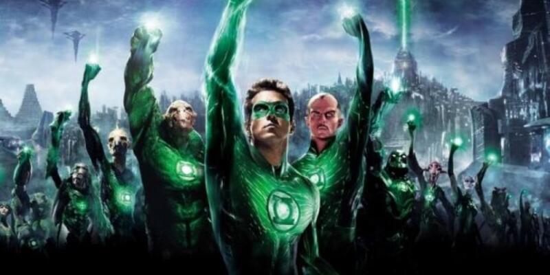 Green Lantern dizisi için geri sayım başladı