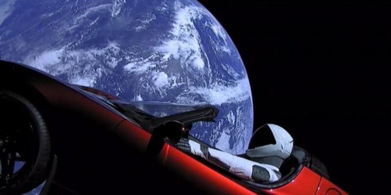 Tesla ve SpaceX ortak çalışmıştı