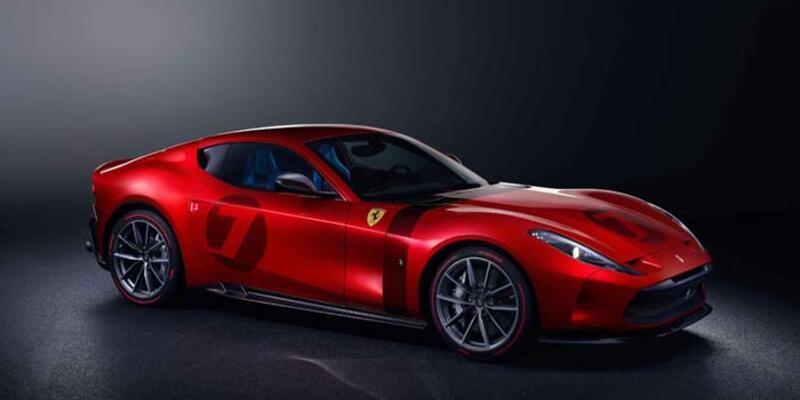 Ferrari'nin sadece bir adet ürettiği model