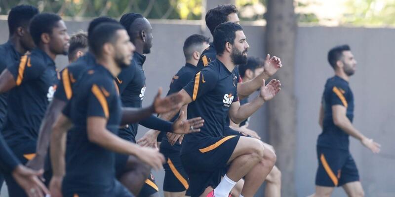 Galatasaray'da 3 futbolcu iyileşti