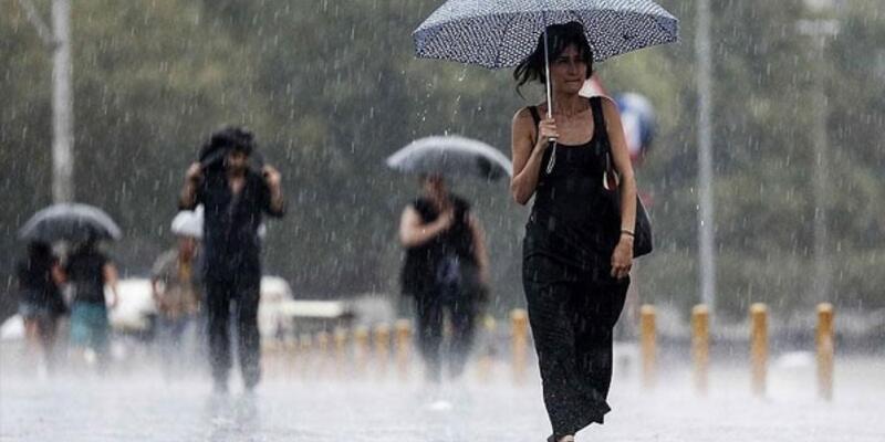 Son dakika... AKOM'dan İstanbul için kuvvetli yağış uyarısı