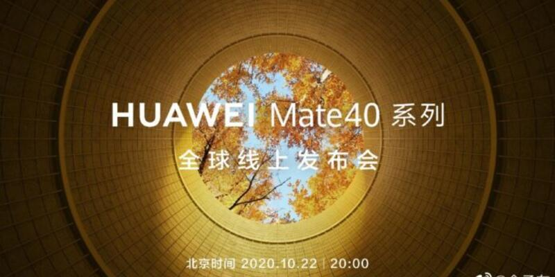 Huawei Mate 40 modelleri bu ay tanıtılacak