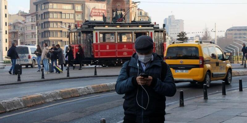 İstanbul koronavirüs yoğunluk haritası! İstanbul'da koronavirüs yoğunluğu en yüksek ilçeler açıklandı!
