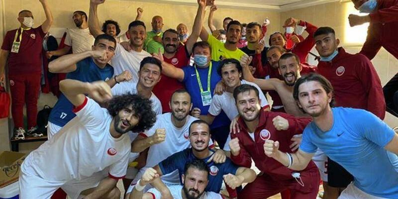Türkiye Kupası'nda 3 takım tur atladı