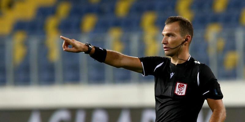 Son dakika... Süper Lig'de 5. hafta hakemleri belli oldu