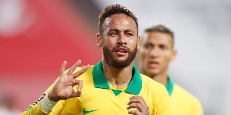 Neymar, Ronaldo'yu geride bıraktı!