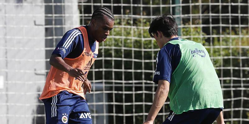 Son dakika... Fenerbahçe'de Rodrigues idmanı tamamlayamadı