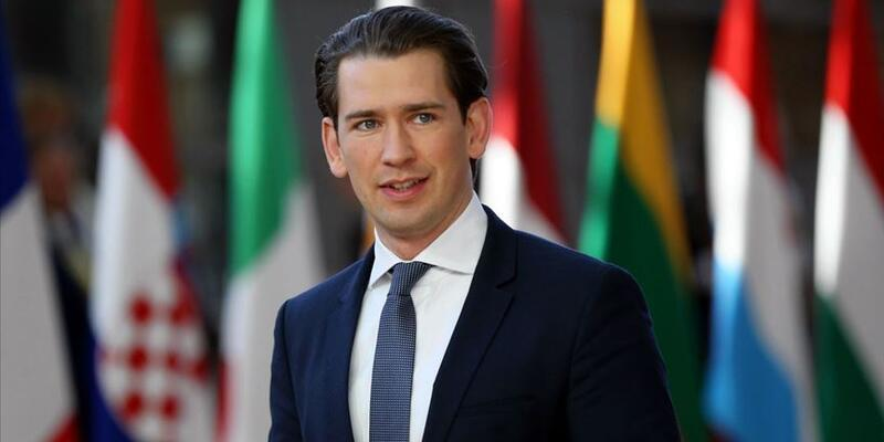 Son dakika... Avusturya Başbakanı Kurz'dan küstah Türkiye açıklaması