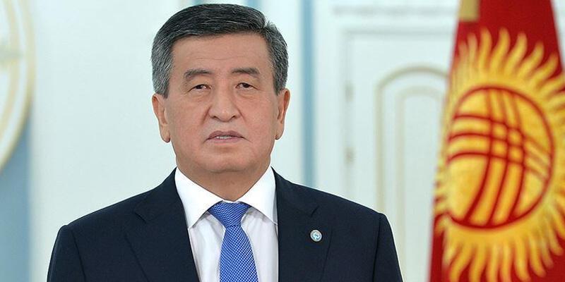 Kırgızistan Cumhurbaşkanlığı, Ceenbekov'un parlamento seçimlerinin ardından istifa edeceğini açıkladı
