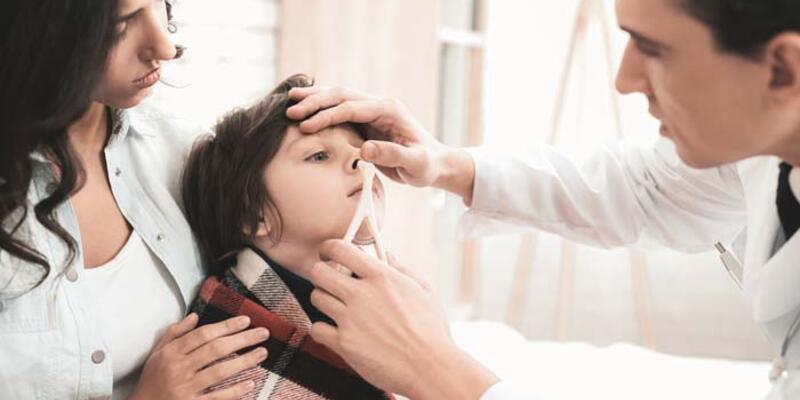 Çocuklarda beyin tümörünün habercisi