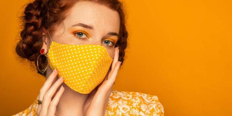 Maske kullanırken cilt sorunu yaşamayın
