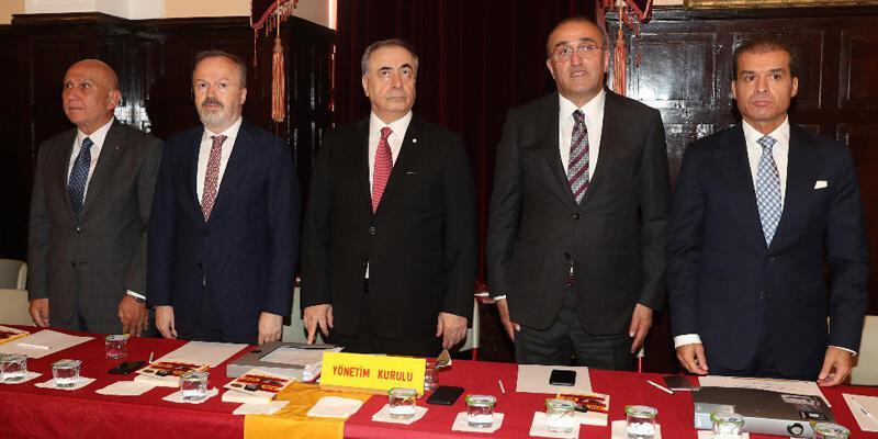 Galatasaraylı yöneticiler maça alınmadı!