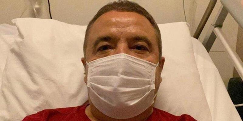 Kovid-19 tedavisi gören Muhittin Böcek'in sağlık durumu hakkında açıklama