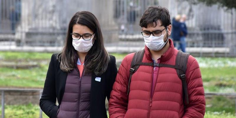 İtalya'da son 24 saatte 8 bin 804 yeni koronavirüs vakası