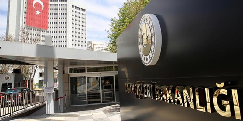 Son dakika... Dışişleri Bakanlığı'ndan Ermenistan'ın roketli saldırısına kınama