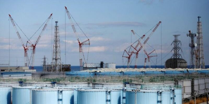 """""""1 milyon tondan fazla radyoaktif su denize boşaltılacak"""""""