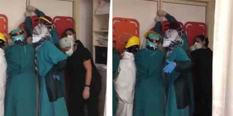 Son dakika haberi... Ankara'da sağlık çalışanlarına saldırmışlardı! 8 yıl 6 ay hapis istemi